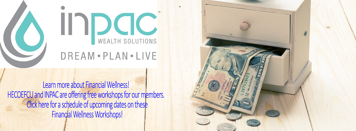 inpac wealth solutions - get a schedule of upcoming dates on financial wellness workshops